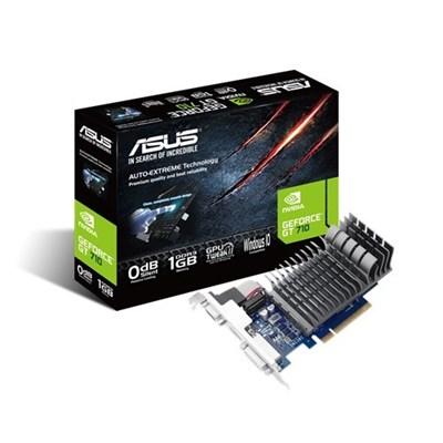 ASUS GeForce GT 710, DDR3 1GB, 64-bit