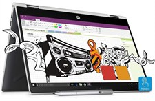 HP Pavilion x360 - 14-ba253cl  Ci5 8Th