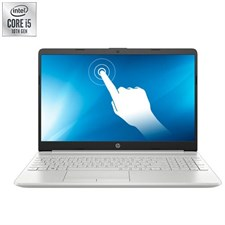 "HP Notebook 15-DW2008ca, Ci5 10TH, 8Gb, 1TB, 15.6"" HD TOUCH, W10, Silver"