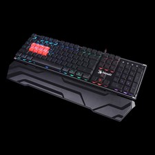 B3370R BLACK RGB BROWN SWITCH 8 MECHANICAL KEYS