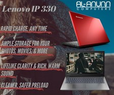 Lenovo IP 330 i3 8Th Gen