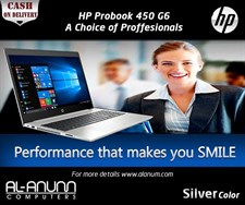 HP ProBook 450 G6 Ci5 8Th Gen WL