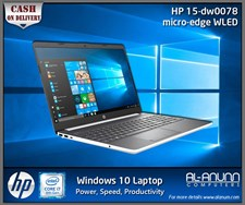 HP Notebook - 15-dw0078nr