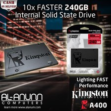 Kingston 240GB SSD Internal Drive