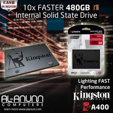 Kingston 480GB SSD Internal Drive