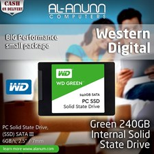 WD 240 GB SSD Green