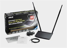 ASUS RT-N12HP B1	Wireless-N300 High Power 3-in-1 Router/AP/Range Extender