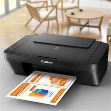 Canon InkJet MG2570s Printer (All in One)