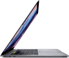Apple - MacBook Pro 15 MV912 - Touch BAR - Intel Core i9 - 16GB RAM - 512GB SSD (2019) - Space Gray