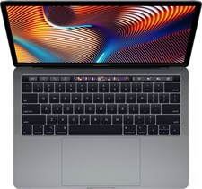 Apple - MacBook Pro 13 MV972 - Touch BAR - Intel Core i5 - 8GB RAM - 512GB SSD (2019) - Space Gray