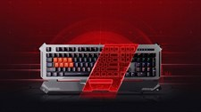 """B328  (BLACK) (8 MECHANICAL KEYS)"""