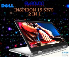 Dell Inspiron 13 5379 Core i7 8Th Gen