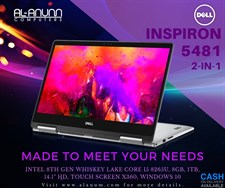 Dell Inspiron 14 5481 Core i5 8Th Gen