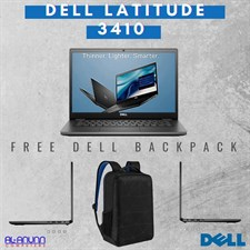 "Dell Latitude 3410, Ci5 10TH, 4GB, 1TB, 14"" HD, DOS"