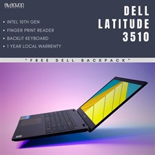 "Dell Latitude 3510, Ci3 10TH, 4GB, 1TB, 15.6"" HD, DOS"