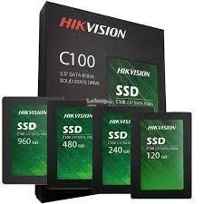 Hikvision 120GB C100 Internal Solid State Drives