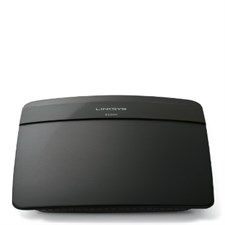 Linksys E1200 Wi-Fi Wireless Router with Linksys Connect Including Parental Con