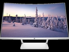 HP Curved 27 LED Display Z4N75AA