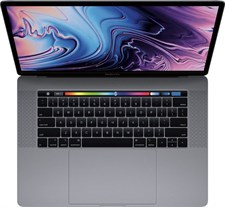 "Apple - MacBook Pro - 15"" Display with Touch Bar - Intel Core i7 - 16GB Memory - AMD Radeon Pro 555X"