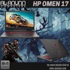 HP OMEN 17-an198m Ci7 8Th Gen
