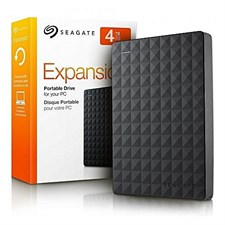 Seagate Expansion 4TB USB 3.0