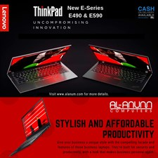 ThinkPad E590 i5 8th Gen WL