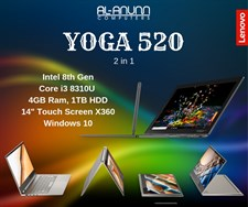 "Yoga 520 (14"") Ci3 8Th Gen"