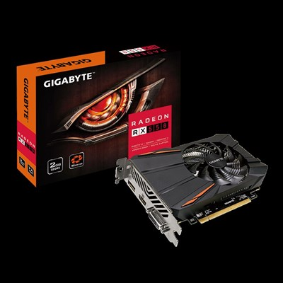 GIGABYTE AMD Radeon™ RX 550, 2GB GDDR5 128bit, Price in Pakistan